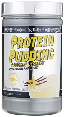 Scitec Nutrition Functional Food Protein Pudding, Panna Cotta, 400g