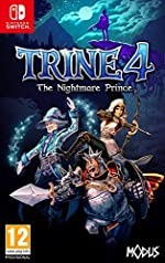 Trine 4 - The Nightmare Prince SWITCH