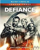 Defiance: Season Three [Blu-ray] [Import]