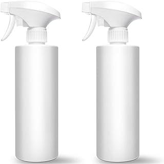 2本セット スプレーボトル アルコール対応 詰め替えボトル スプレー容器 500ml 霧吹き 噴霧器 詰替え容器 ノズルロック 漏れ防止 空ボトル 空容器