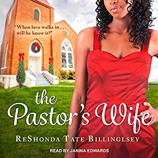 The Pastor's Wife                   By:                                                                                                                                 ReShonda Tate Billingsley                               Narrated by:                                                                                                                                 Janina Edwards                      Length: 6 hrs and 11 mins     28 ratings     Overall 4.7
