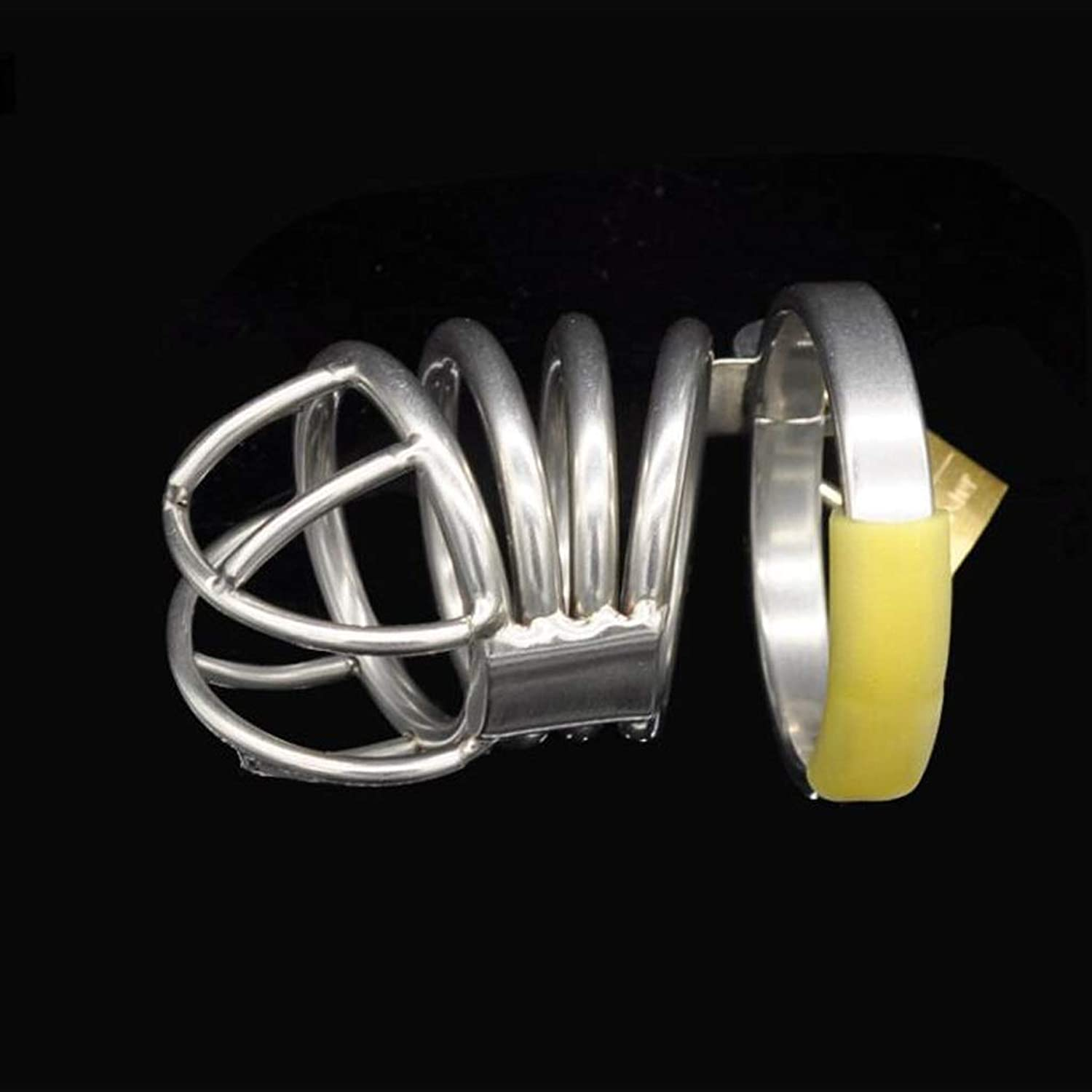 HZB toys Male Penile Lock Stainless Steel Chastity Device