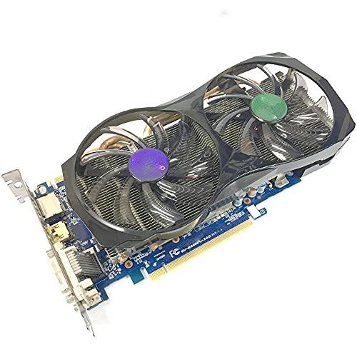 MPGIO Geeignet für Gigabyte-Grafikkarte GTX660, 2 GB, 192 Bit GDDR5, Grafikkarten für Nvidia Geforce GTX 660, VGA-Karten, stärker als GTX 750 Ti