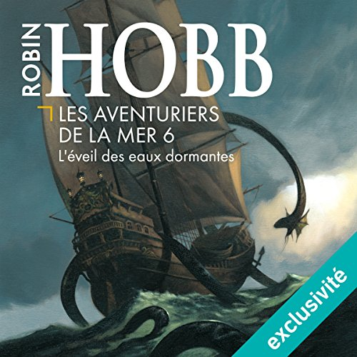 L'éveil des eaux dormantes audiobook cover art