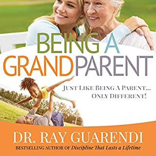 Being a Grandparent audiobook cover art
