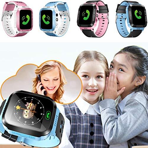 Smartwatch per Bambini Touchscreen con Traccia di Posizionamento
