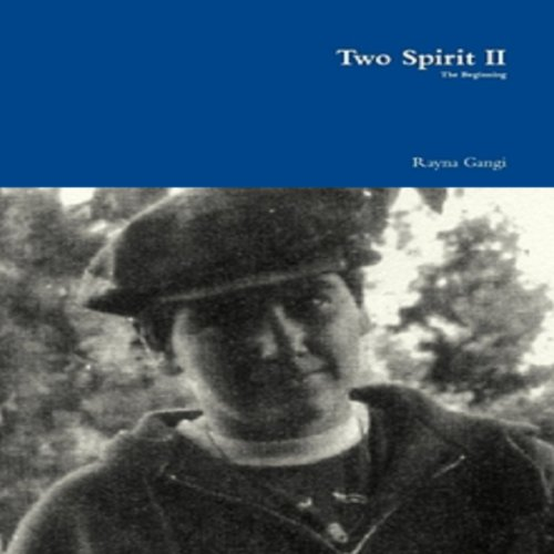 Two Spirit II audiobook cover art