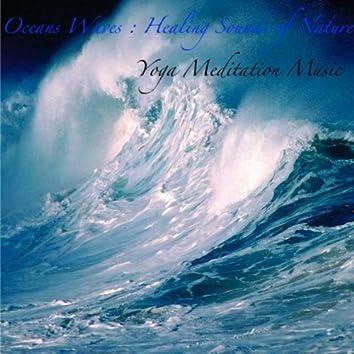 Oceans Waves : Healing Sounds of Nature, Music for Deep Sleep