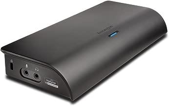 Kensington Universal USB 3.0 to 4K UHD HDMI DVI Docking Station Black K33983AM SD4000 (Renewed)
