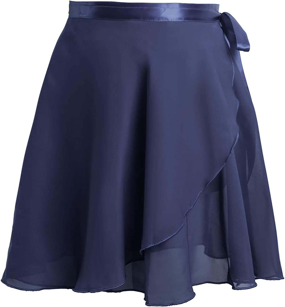Genuine Daydance Girls Women Sheer Ballet New products, world's highest quality popular! Wrap Skirts Over Chiffon Scarf