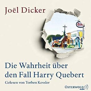 Die Wahrheit über den Fall Harry Quebert                   Autor:                                                                                                                                 Joël Dicker                               Sprecher:                                                                                                                                 Torben Kessler                      Spieldauer: 20 Std. und 22 Min.     1.574 Bewertungen     Gesamt 4,5