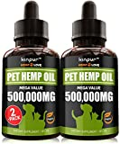 Calming Support: our natural cat and dog hemp oil helps provide a natural calming effect which may help with separation, travel issues, constant barking, loud sounds, thunderstorm, fireworks. Natural ingredients: unlike other options, we extract our ...