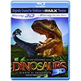 Dinosaurs - Giants Of Patagonia [BLU-RAY]