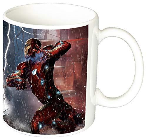 Capitan America Captain America Civil War B Taza Ceramica