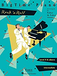 BigTime  Piano Rock \'n\' Roll - Level 4 (Bigtime Piano) (English Edition)