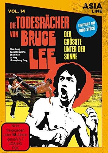 Asia Line: Die Todesrächer von Bruce Lee [Limited Edition]