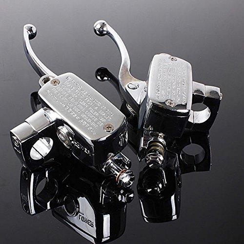 RENCALO Leva Frizione Master Controlli cilindri Idraulici per Moto-Right