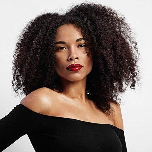 Pelucas de pelo rizado para mujeres negras