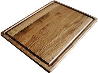 Walnut Wood Cutting Board by Virginia Boys Kitchens – 20×15 American Hardwood..