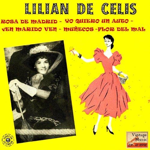 Vintage Spanish Song No. 87 - EP: Rosa De Madrid