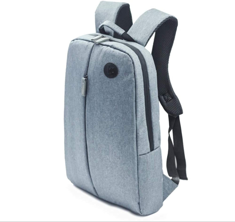 Laptop Bag, Business Computer Backpack, Large-Capacity Student Bag Casual Backpack, Office Multi-Function Splash-Proof Wearable Bag