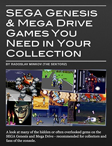 SEGA Genesis & Mega Drive Games You Need in Your Collection: For...
