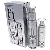 Clinique Smart Custom Repair Experts for Face & Eyes Full Size Set: 1.7 Ounce Serum + .5 Ounce Eye Treatment