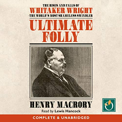 Ultimate Folly audiobook cover art