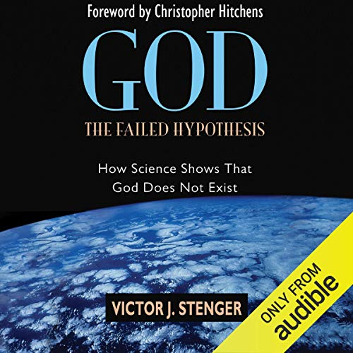 God - the Failed Hypothesis cover art