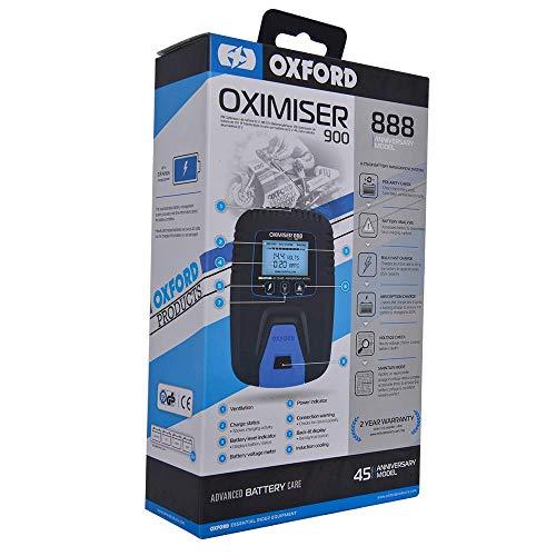 Oxford Oximiser 900 Batterieladegerät Anniversary Edition