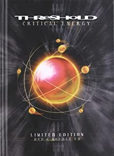 Critical Energy [Special Edition DVD + 2 CD Set] by Threshold