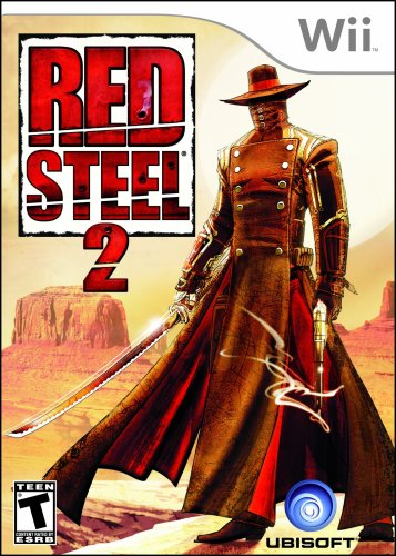 WII RED STEEL 2 [Import américain]