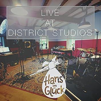 Live at District Studios