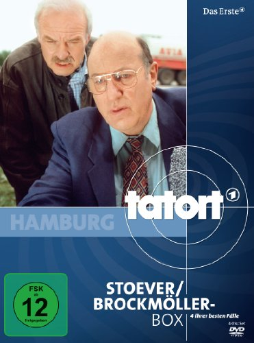 Tatort - Stoever/Brockmöller-Box (4 DVDs)