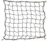Becho Elastic Trellis Netting for Grow Tent in Size 3 X 3 ft and More, with 8 Steel Hooks, 81 Growing Spaces, 4 Inch Mesh(90cm X 90cm)