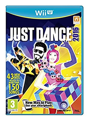 Just Dance 2016 (Nintendo Wii U)