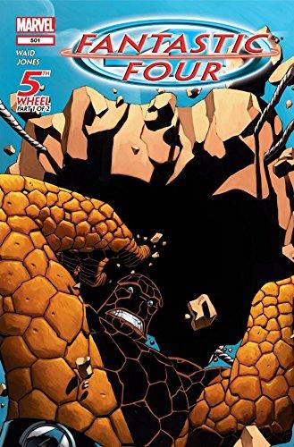 Fantastic Four (1998-2012) #501 (English Edition)