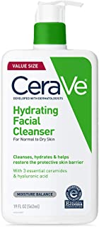 CeraVe 保湿洗面奶 19 盎司