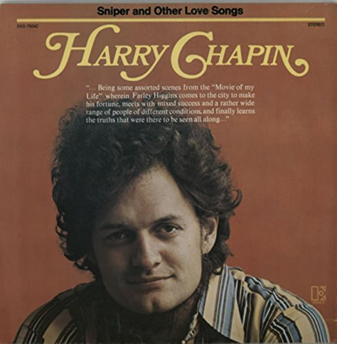 Sniper And Other Love Songs - Harry Chapin LP