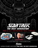 Star Trek The Next Generation: The U.S.S. Enterprise NCC-1701-D Illustrated Handbook (Star Trek Illustrated...