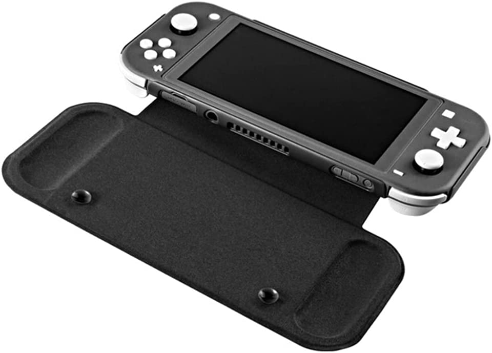 OSALADI Leather PC Shell Game Console Cover Compatible for Switch Lite