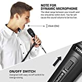 Zoom IMG-2 tonor microfono dinamico professionale 4