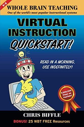 Whole Brain Teaching Virtual Instruction QuickStart product image
