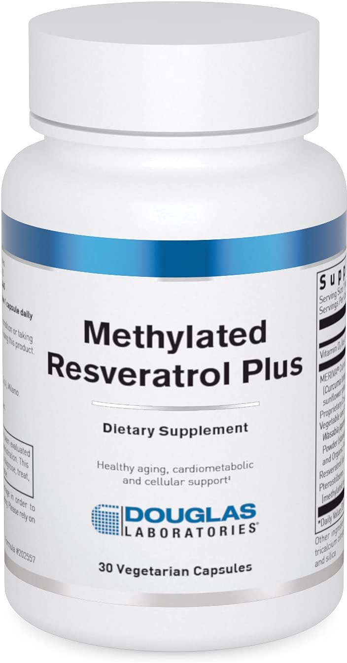 Douglas Laboratories Methylated Resveratrol Formula with Sales of SALE items from new works Ranking TOP9 Plus