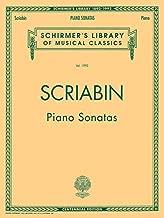Piano Sonatas - Centennial Edition: Schirmer Library of Classics Volume 1992 Piano Solo (Schirmer's Library of Musical Classics)