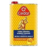 O'Cedar Cera Liquida De Abeja Para Muebles, 750 ml