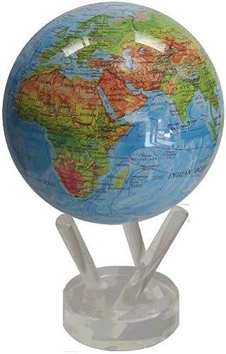 Globus Reliefs und Ozeane Mova Mova