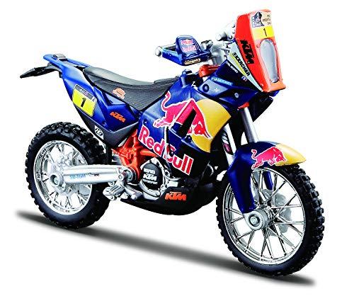 Bburago -  Ktm 450 Rally [