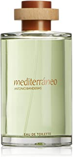 Antonio Banderas Mediterraneo - Perfume para hombre 200 ml
