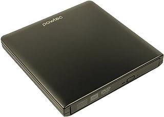 Pawtec con LightScribe de disco óptico de 8x DVD-RW